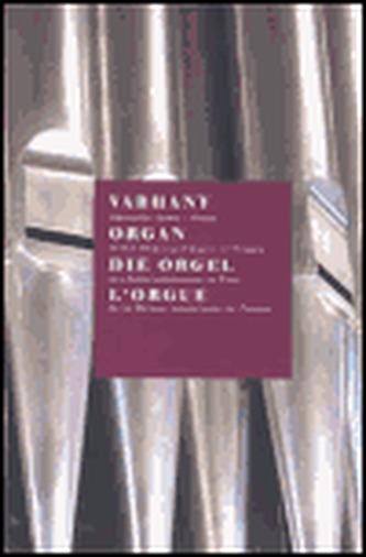 Varhany Obecního domu v Praze + CD