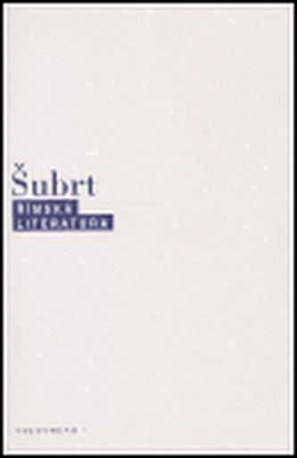 Římská literatura - Jiří Šubrt