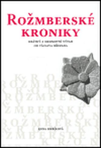 Rožmberské kroniky