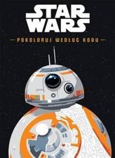 Star Wars Pokoloruj według kodu