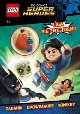 Lego Super Heroes Liga nie z tej Ziemi!