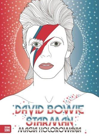 Magia kolorowania. David Bowie - Praca zbiorowa