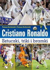 Cristiano Ronaldo. Sztuczki triki bramki