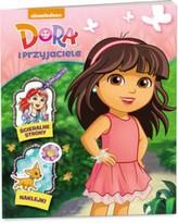Dora i przyjaciele Kolorowanka