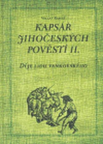 Kapsář jihočeských pověstí II.
