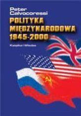 Polityka międzynarodowa 1945-2000