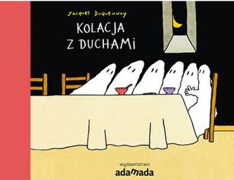 Kolacja z duchami - Jacques Duquennoy