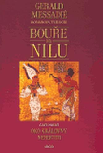 Bouře na Nilu I. - Oko královny Nefertiti
