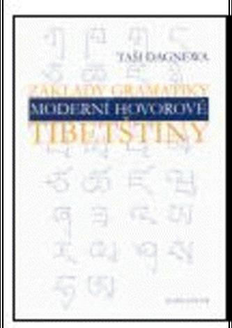 Základy gramatiky moderní hovorové tibetštiny