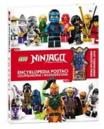Lego Ninjago. Encyklopedia postaci - Praca zbiorowa