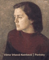Vilma Vrbová-Kotrbová / Portréty