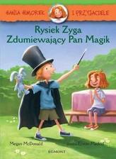 Hania Humorek. Rysiek Zyga, Zdumiewający Pan Magik
