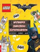 Lego Batman Movie. Wybierz swojego superbohatera.
