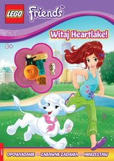 Lego Friends Witaj, Heartlake!