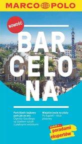 Barcelona. Przewodnik z mapą