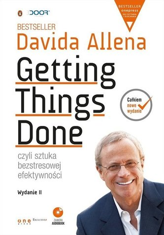 GETTING THINGS DONE OP W2 + CD HELION 9788328333222