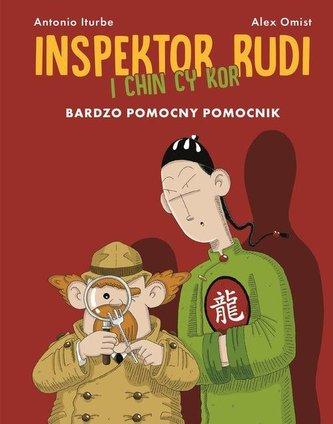 INSPEKTOR RUDI I CHIN CY KOR BARDZO POMO CNY POMOCNIK DEBIT 9788380571242