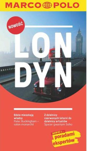 Londyn. Przewodnik z mapą