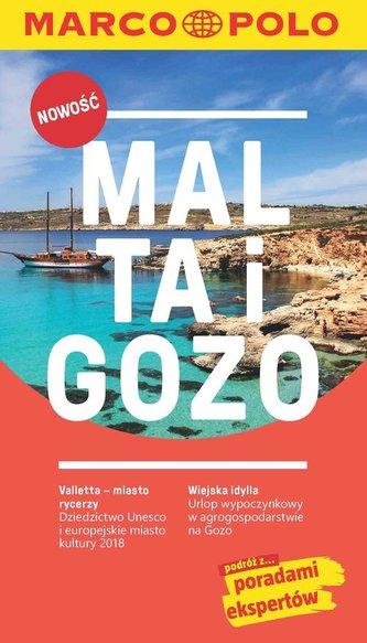 Malta i Gozo. Przewodnik z mapą