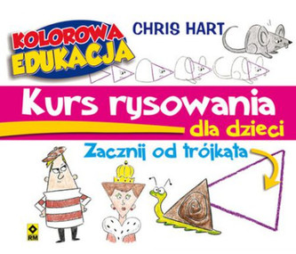 Kurs rysowania dla dzieci. Zacznij od trójkata