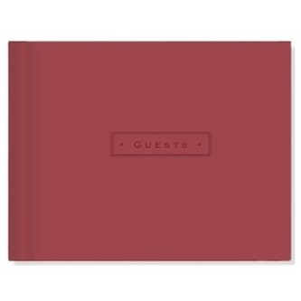 Księga gości Burgundia