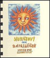 Sluníčkový miniadresáříček