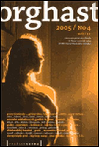 Orghast 2005 - Almanach příští vlny divadla