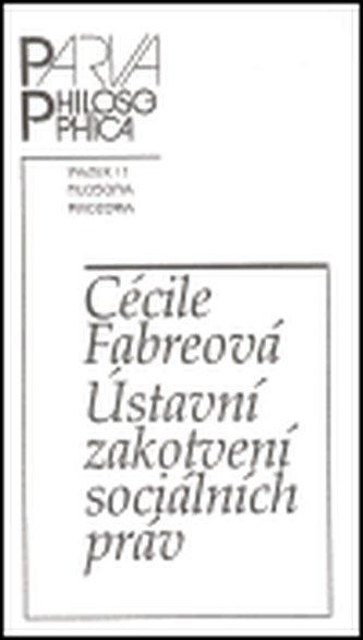 Ústavní zakotvení sociálních práv