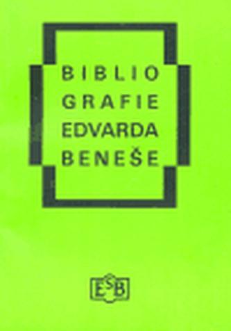Bibliografie Edvarda Beneše