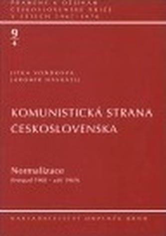 Komunistická strana Československa. sv. 4: Normalizace