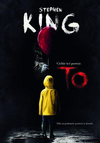 TO (OKŁADKA FILMOWA) WYD. 8 - Stephen King