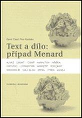Text a dílo: případ Menard