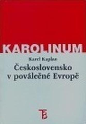 Československo v poválečné Evropě