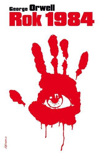 Rok 1984 POCKET - George Orwell