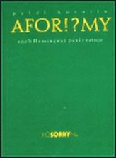 Aforismy aneb Hemingway psal vestoje