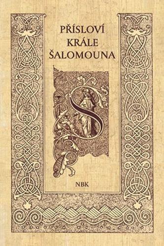 Přísloví krále Šalomouna