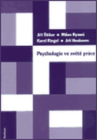 Psychologie ve světě práce