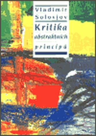 Kritika abstraktních principů