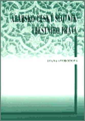 Arabsko-český slovník trestního práva
