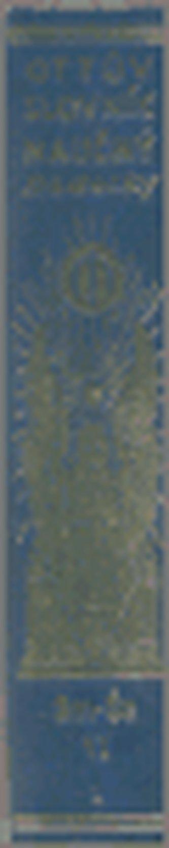 Ottův slovník naučný - Dodatky (11) VI/1