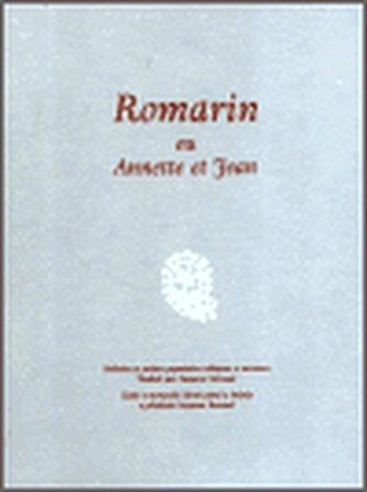 Romarin ou Annette et Jean