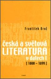 Česká a světová literatura v datech I (1800-1899)