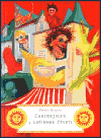 Čarodějnice z latinské čtvrti - Pierre Gripari