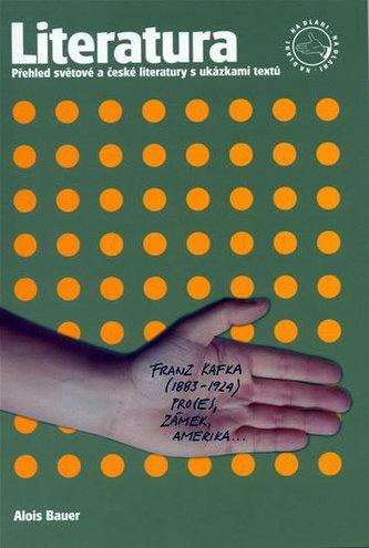 Literatura na dlani. Přehled světové a české literatury s ukázkami textů - Náhled učebnice