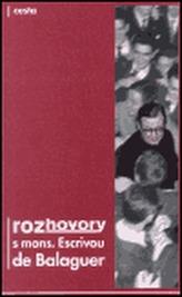 Rozhovory s mons. Escrivou de Balaguer