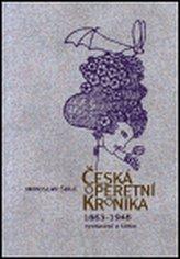 Česká operetní kronika 1863-1948
