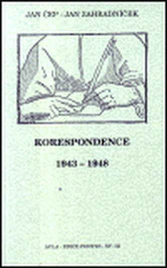 Korespondence II. 1943-1948