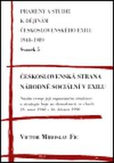 Československá strana národně sociální v exilu