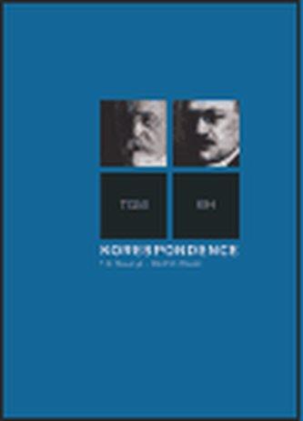 Korespondence T. G. Masaryk - Bedřich Hlaváč - Tomáš Garrigue Masaryk