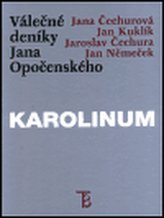 Válečné deníky Jana Opočenského